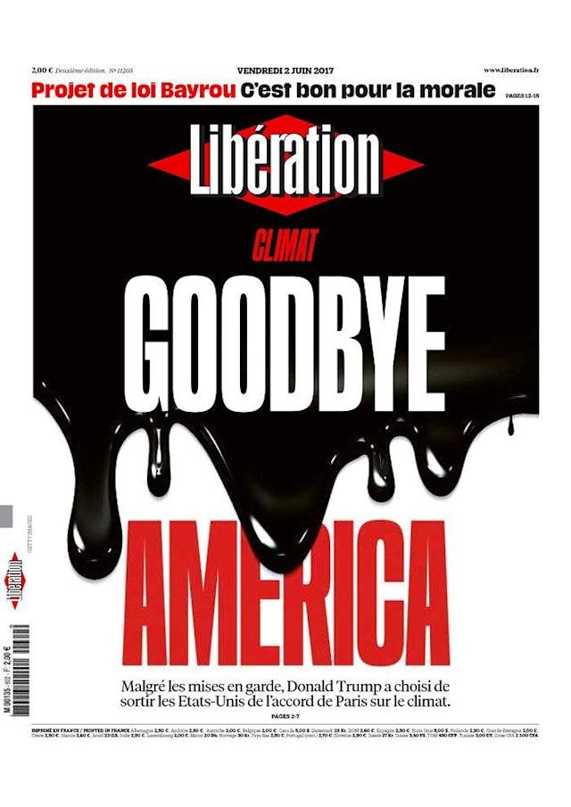 "<p>""Libération,"" published in Paris, France. (Newseum) </p>"