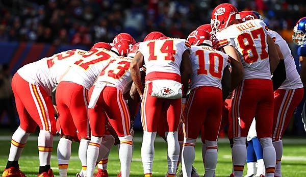 NFL: Livestream: Infos zu Kansas City Chiefs vs. Buffalo Bills