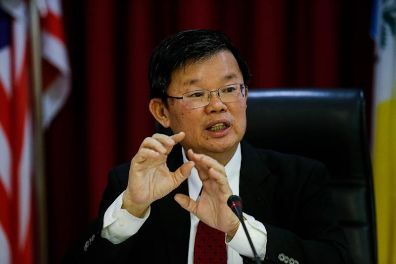 Chow said the state government will look through the Budget 2020 carefully and will take positive steps to ensure the state receives its full benefits. — Picture by Sayuti Zainudin
