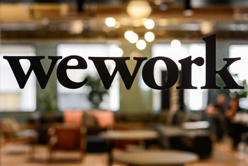 SoftBank won't buy $3 billion in WeWork stock