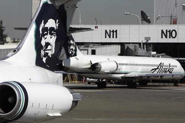 Alaska Airlines hijack hoax targets passenger who slept most of the flight