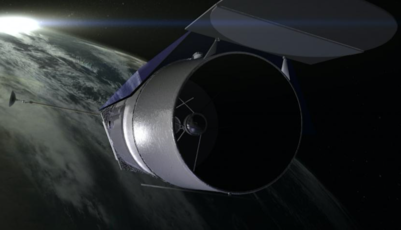 NASA plans its next giant space telescope, and it's so much cooler than Hubble