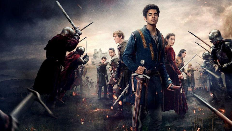 """<p>For fantasy fans too young for <em>Game of Thrones</em>, this six-episode series delivers on knight-clashing action. It follows a reluctant soldier who takes up a hero's quest to deliver a letter from a dying knight to the king.</p><p><a class=""""link rapid-noclick-resp"""" href=""""https://www.netflix.com/title/80222934"""" rel=""""nofollow noopener"""" target=""""_blank"""" data-ylk=""""slk:WATCH NOW"""">WATCH NOW</a></p>"""