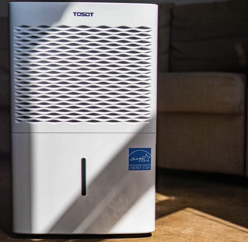Save 20 percent off on the Tosot dehumidifer. (Photo: Amazon)
