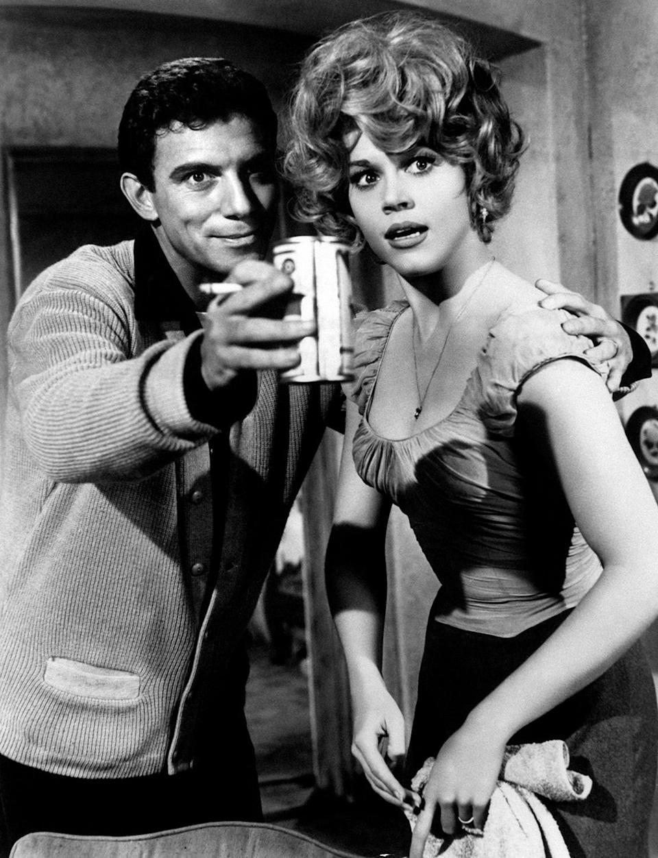 <p>She tackled the role of Isabel Haverstick, alongside Anthony Franciosa, in the film <em>Period of Adjustment</em> in 1962.</p>