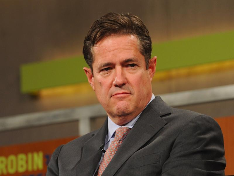 Barclays CEO Jes Staley is the latest bank boss to admit ...