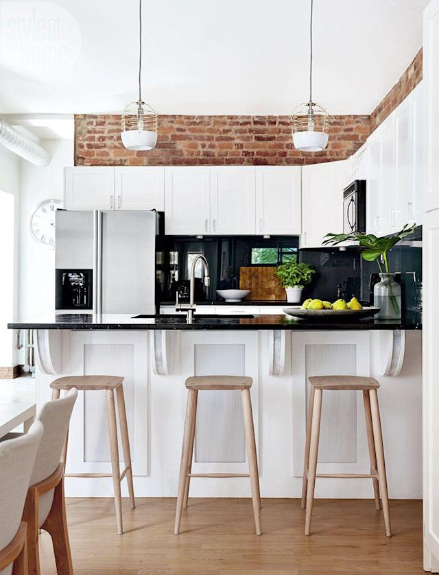 killer home office built cabinet ideas 14 genius ideas for the awkward space above your kitchen cabinets