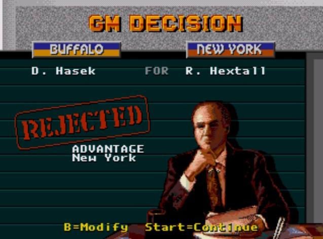 EA Sports NHL 95 GM PHT Morning Skate Draft Lottery changes