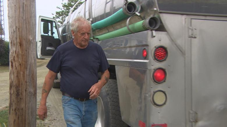 Dry conditions have people watching their wells in Yarmouth County