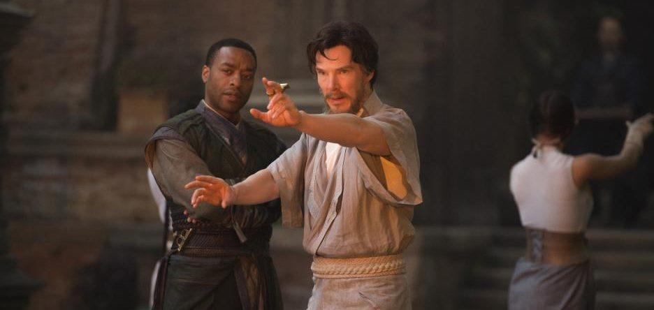 Chiwetel Ejiofor says Sam Raimi is the perfect director for Doctor Strange In The Multitudes Of Madness (Image by Marvel Studios)