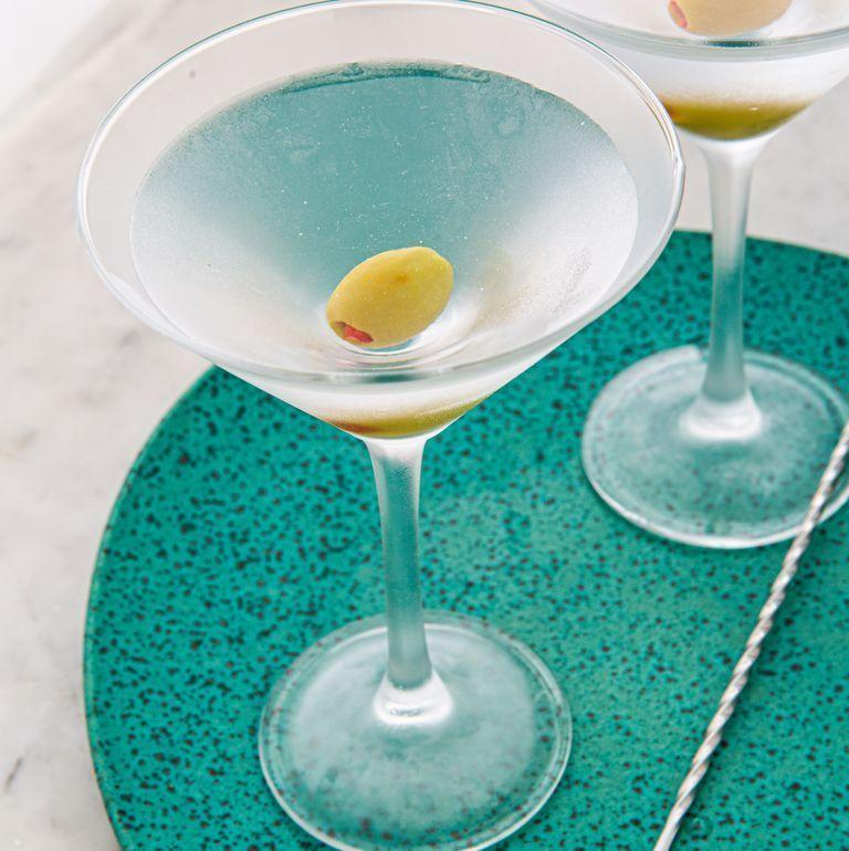 """<p>Take your Easter celebration to the height of sophistication with a classic vodka martini. Shaken, not stirred. </p><p><em><strong>Get the recipe at <a href=""""https://www.delish.com/cooking/recipe-ideas/a29252178/classic-vodka-martini-recipe/"""" rel=""""nofollow noopener"""" target=""""_blank"""" data-ylk=""""slk:Delish"""" class=""""link rapid-noclick-resp"""">Delish</a>. </strong></em></p>"""