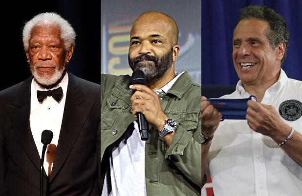 Gov Andrew Cuomo's 'Mask Up America' Campaign Features Jeffrey Wright, Morgan Freeman (Video)