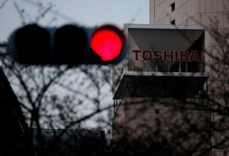 Google, Amazon eye Toshiba's chip unit