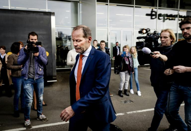 Danny Blind was sacked as Netherlands coach