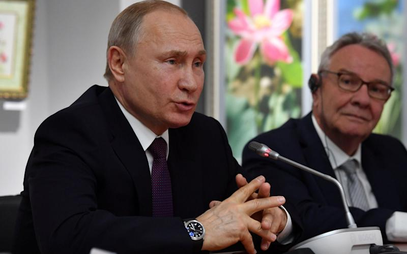 Relations between Moscow and Warsaw have been strained in recent months - REUTERS