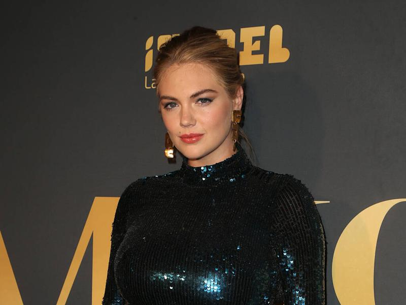 Kate Upton hated attention surrounding her first Sports Illustrated Swimsuit issue cover