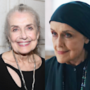 """<p><em>The Good Wife</em>'s Mary Beth Peil starred as dance choreographer Martha Graham, a close friend to Halston. In the show, Halston is shown designing costumes for Graham's show Perspehone, which received rave reviews, including one from <a href=""""https://www.nytimes.com/1987/10/15/arts/ballet-graham-s-persephone.html"""" rel=""""nofollow noopener"""" target=""""_blank"""" data-ylk=""""slk:The New York Times"""" class=""""link rapid-noclick-resp""""><em>The New York Times</em></a>, which called his looks """"strikingly pictorial."""" Peil's most well-known characters include Jackie Florrick in <em>The Good Wife</em> and Evelyn 'Grams' Ryan in <em>Dawson's Creek.</em></p>"""