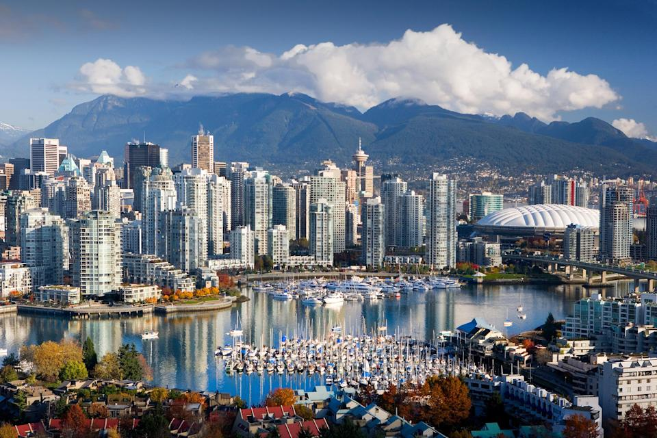 Balmy nights and endless sunshine draw Vancouverites to embrace the great outdoors - This content is subject to copyright.