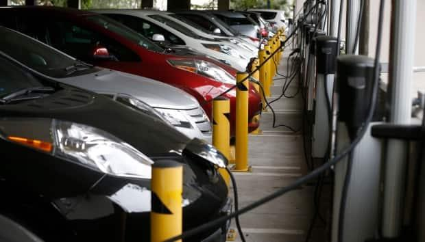 Biden isn't talking about a carbon tax or cap-and-trade. The centrepiece of his climate plan aims to spend huge sums to transform American energy, including building 500,000 new electric car-charging stations.