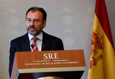 Chanceler mexicano, Luis Videgaray