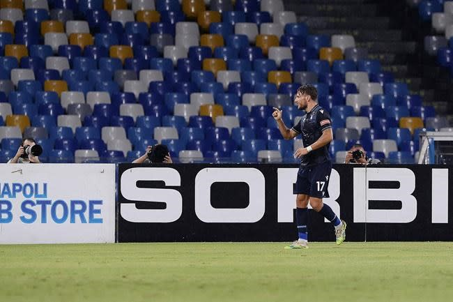 Immobile matches Serie A scoring record with 36th goal