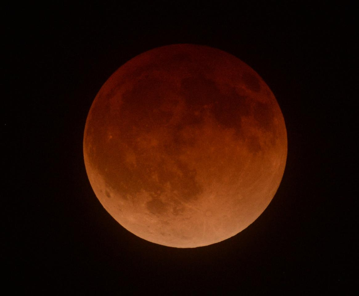red moon los angeles - photo #20