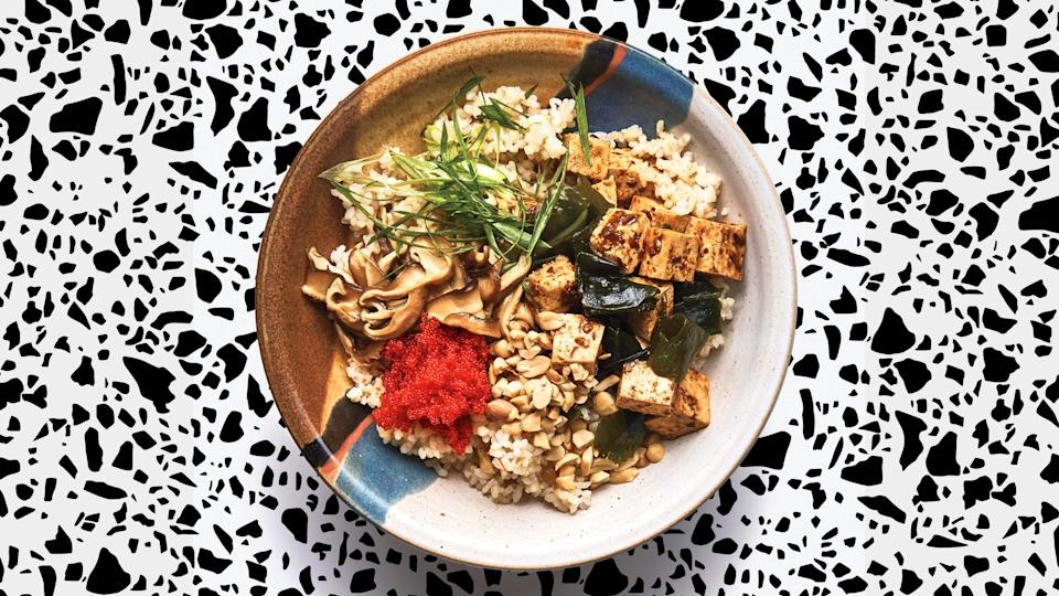 "<a href=""https://www.bonappetit.com/recipe/spicy-tofu-with-pickled-shiitake-mushrooms?mbid=synd_yahoo_rss"" rel=""nofollow noopener"" target=""_blank"" data-ylk=""slk:See recipe."" class=""link rapid-noclick-resp"">See recipe.</a>"