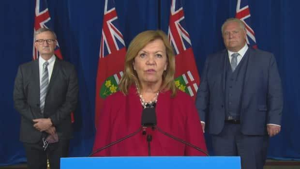 Ontario building 'iron ring' around long-term care homes after 71 deaths this week, health minister says