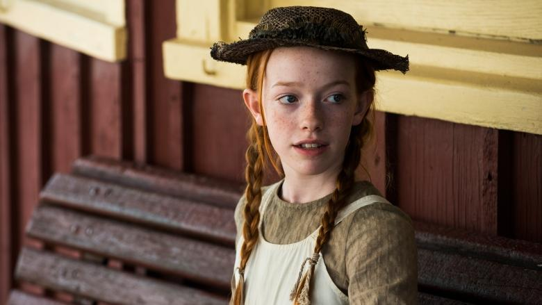 Has Anne of Green Gables 'gone Hollywood'?