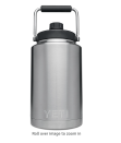 <p>If you're searching for a durable bottle that will withstand any drop to the ground, the YETI Rambler is certainly worth your investment. Crafted with 18/8 stainless steel, this sturdy container was designed to last for a while.<br><br></p>