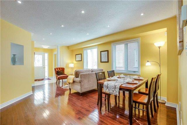 <p><span>6 Primont Drive, Richmond Hill, Ont.</span><br> While Richmond Hill, located just north of Toronto, was recently found to have some of the highest cost per square foot in the country, that doesn't stop this home from having a cheery, cozy feel.<br> (Photo: Zoocasa) </p>