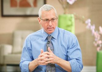 The doctor is out: Dr. Drew can enjoy some R&R now that his reality shows are on the shelf (VH1)