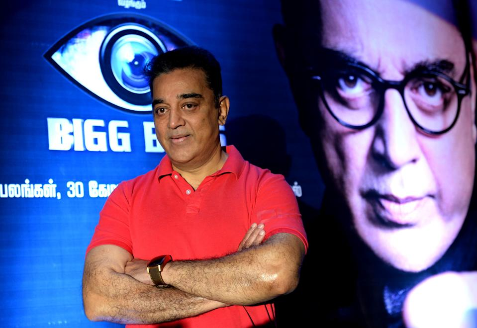 A multi-faceted film personality working mostly in the Tamil movie industry, Kamal has won four National Film Awards and nineteen Filmfare Awards. He recently forayed into politics by launching his own political party in Tamil Nadu.