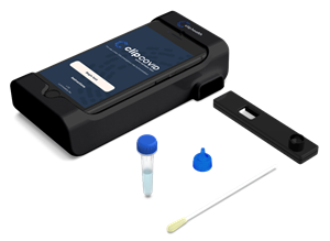 The Clip COVID Rapid Antigen Test and Clip Analyzer