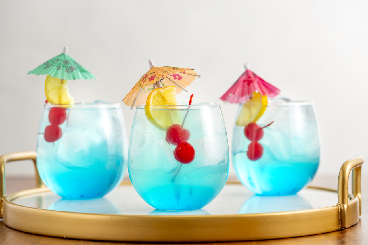 """<p>Ariel-approved.</p><p>Get the recipe from <a href=""""https://www.delish.com/cooking/recipe-ideas/recipes/a53044/mermaid-lemonade-recipe/"""" target=""""_blank"""">Delish</a>.</p>"""