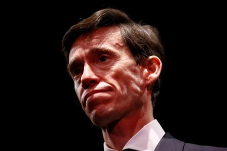 Britain's PM candidate Rory Stewart launches leadership bid in London