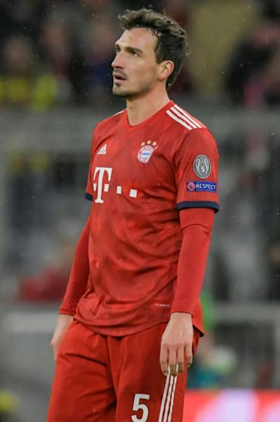 Joachim Loew faced fierce criticism for his decision to exclude World Cup winners Mats Hummels (pictured), Jerome Boateng and Thomas Mueller from the Germany set-up