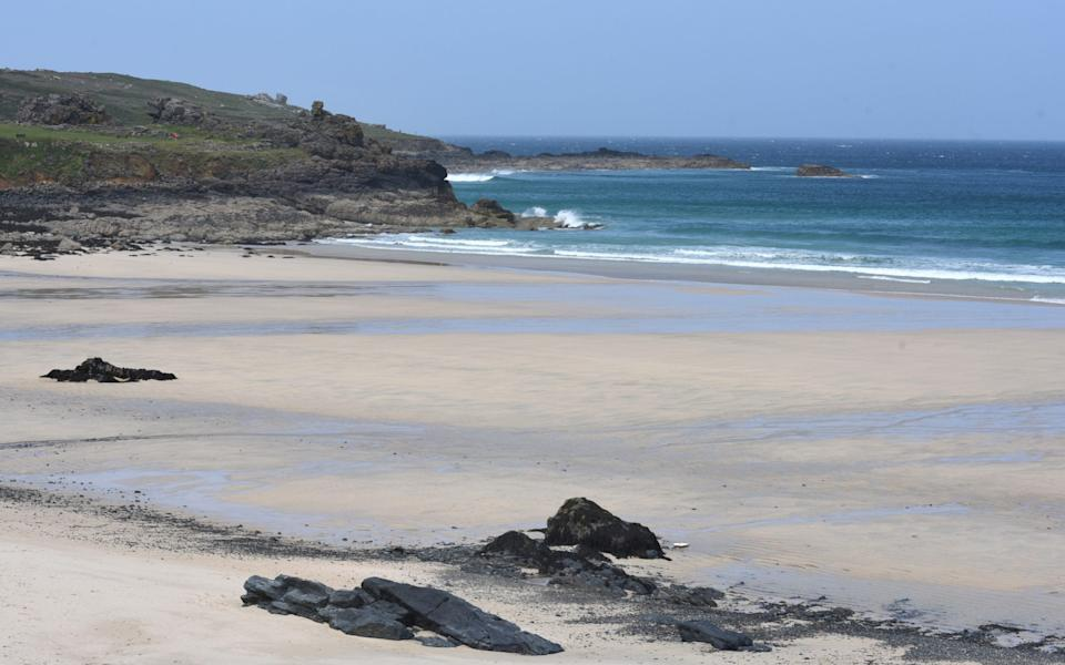 Porthmeor Beach - Jay Williams