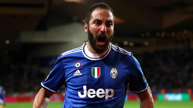 Gonzalo Higuain insists he did not let his Champions League goal drought bother him after scoring twice to see off Monaco.