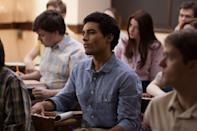 """<p>It's fall 1981, and a young Barack Obama is beginning his junior year at Columbia University. Juggling school, friendships, and his own familial struggles, Barry deals with the complexities of race and identity as a New York City college student.</p> <p><a href=""""https://www.netflix.com/search?q=barry&amp;jbv=80144803"""" class=""""link rapid-noclick-resp"""" rel=""""nofollow noopener"""" target=""""_blank"""" data-ylk=""""slk:Watch Barry on Netflix"""">Watch <strong>Barry</strong> on Netflix</a>.</p>"""