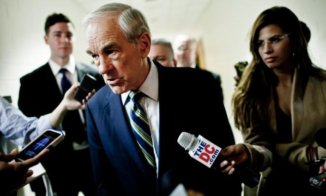 """Ron Paul isn't a fan of the """"surveillance state."""""""