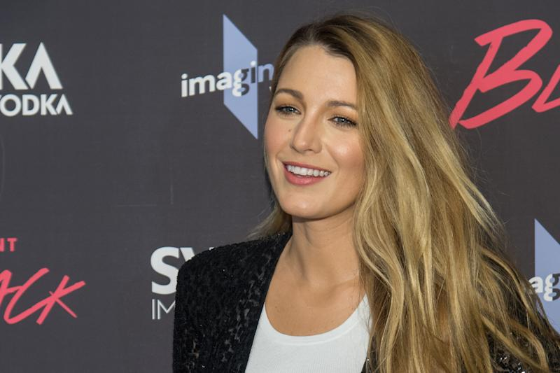Blake Lively has strong words about the Weinstein controversy