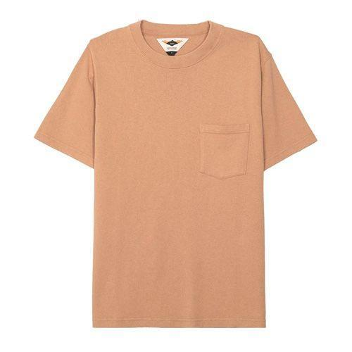 """<p><a class=""""link rapid-noclick-resp"""" href=""""https://finisterre.com/products/mens-organic-cotton-ryne-t-shirt-clay"""" rel=""""nofollow noopener"""" target=""""_blank"""" data-ylk=""""slk:SHOP"""">SHOP</a></p><p>""""Finding good quality, sustainable, well-priced plain t-shirts is surprisingly difficult. Well, to make your life easier I've found one for you in a warm peach tone, and it's also available in olive and indigo. Summer t-shirts sorted!""""</p><p><strong>Dan Choppen,, Fashion Assistant</strong></p><p>£45, <a href=""""https://finisterre.com/products/mens-organic-cotton-ryne-t-shirt-clay"""" rel=""""nofollow noopener"""" target=""""_blank"""" data-ylk=""""slk:finisterre.com"""" class=""""link rapid-noclick-resp"""">finisterre.com</a></p>"""