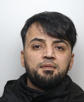 Kawan Ahmed. (PA Images/South Yorkshire Police)