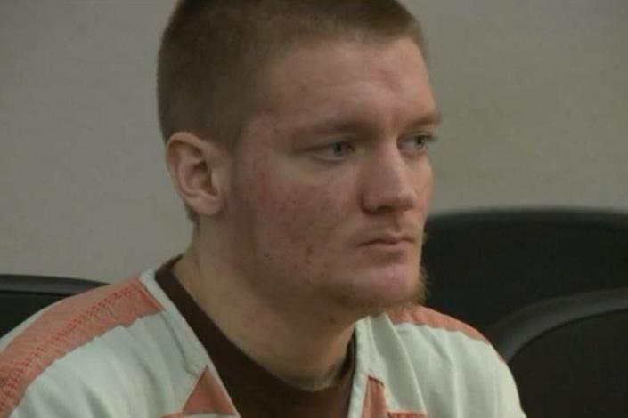 Drew James Weehler-Smith admitted murdering his baby son (WHO-TV)