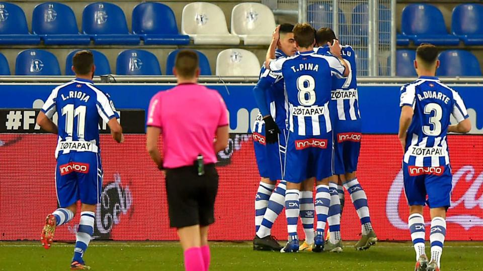 FBL-ESP-LIGA-ALAVES-SEVILLA | ANDER GILLENEA/Getty Images