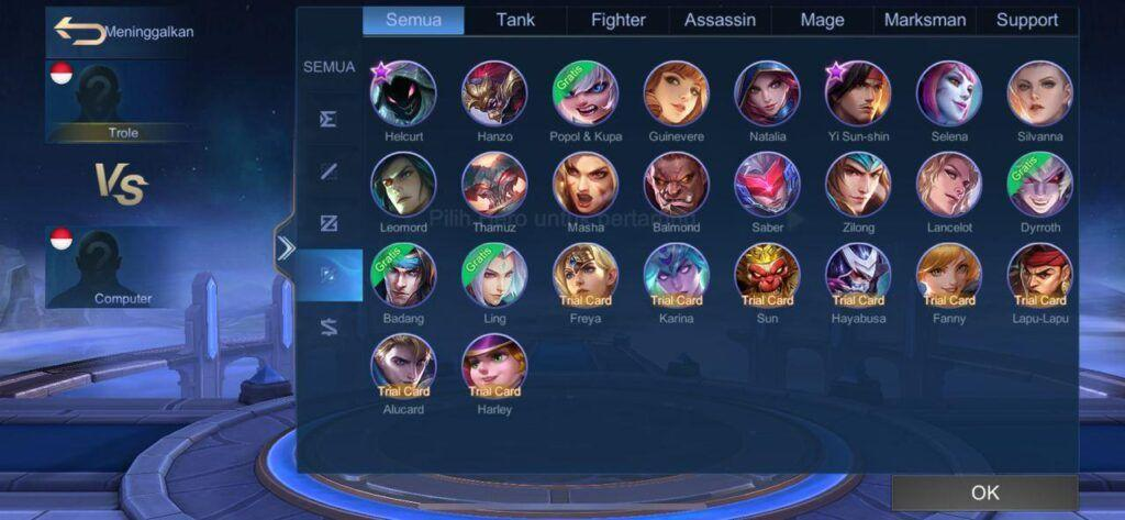 Tips Dan Trik Laning Di Meta Jungler Mobile Legends