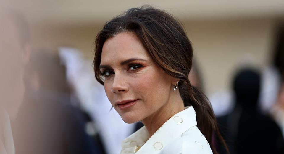 Victoria Beckham is launching a new lipstick collection. (Getty Images)