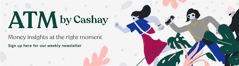 Sign up for Cashay's newsletter.