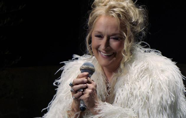 The film follows the life of Donna played by Meryl Streep. Source: Supplied